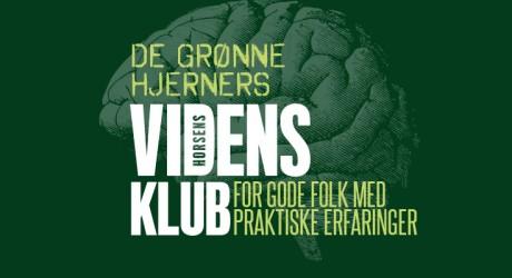 Informationsmøde De Grønne Hjerner