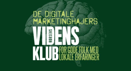 De Digitale Marketinghajers Vidensklub