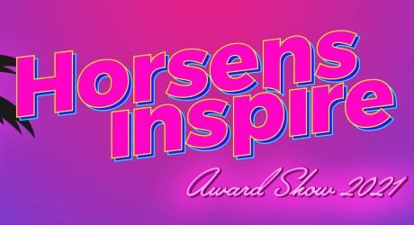 Awardshow Horsens Inspire 2021
