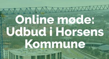 Udbud i Horsens Kommune